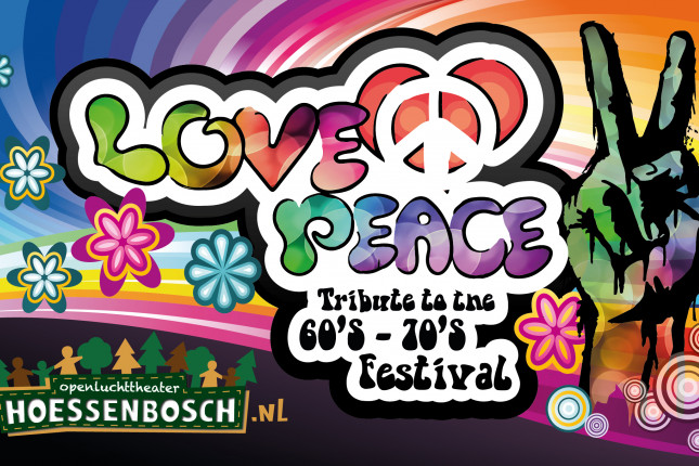 Love & Peace, tribute to the 60's - 70's festival